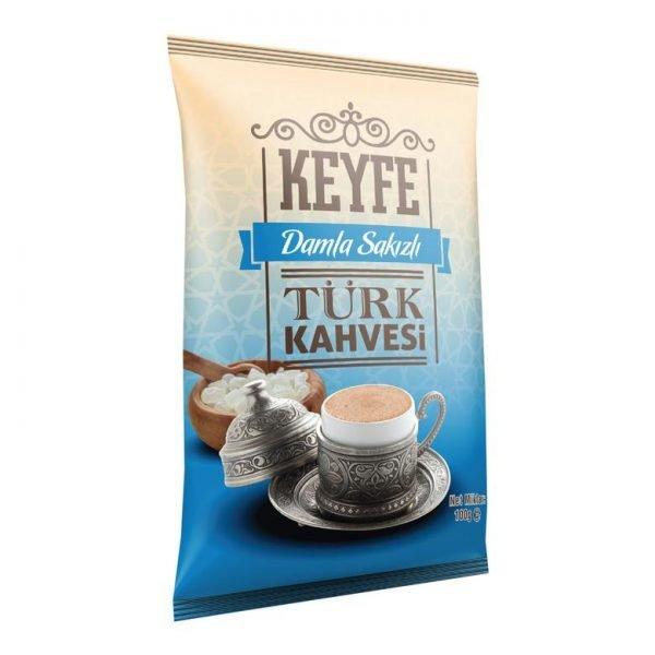 Турско кафе с вкус на дъвка