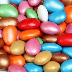 Шоколадов бадем дражета светни