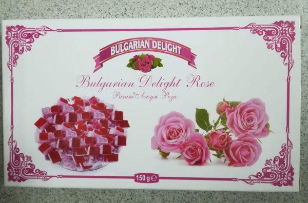 Рахат локум Роза