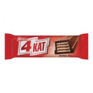 4 Kat шоколадов десерт