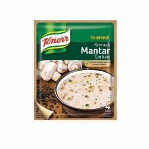 Knorr гъбена крем супа